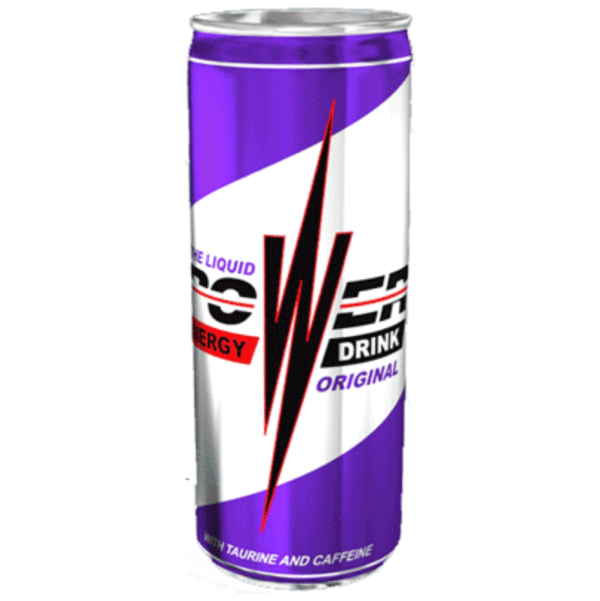Power Energy Drink cl.25 x 24