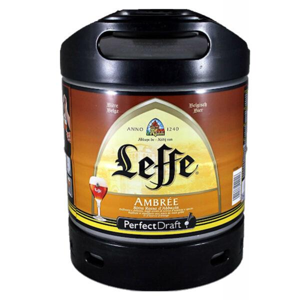 Fusto Leffe Ambrèe Perfect Draft lt.6