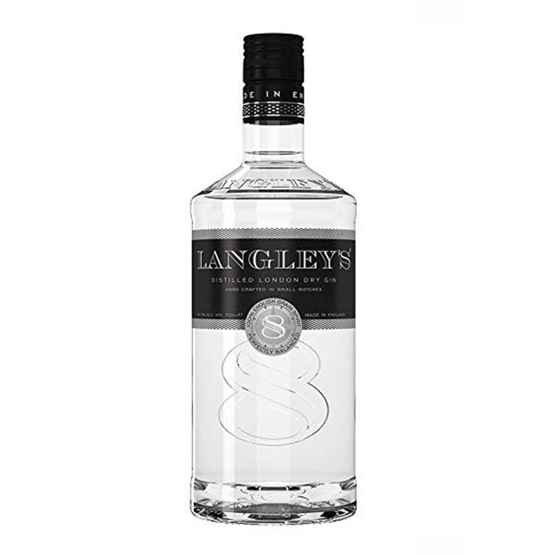 Gin Langley's N.8 Distilled cl. 70