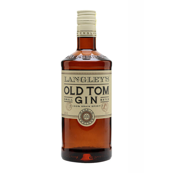 Gin Langley's Old Tom cl. 70 vol. 47%