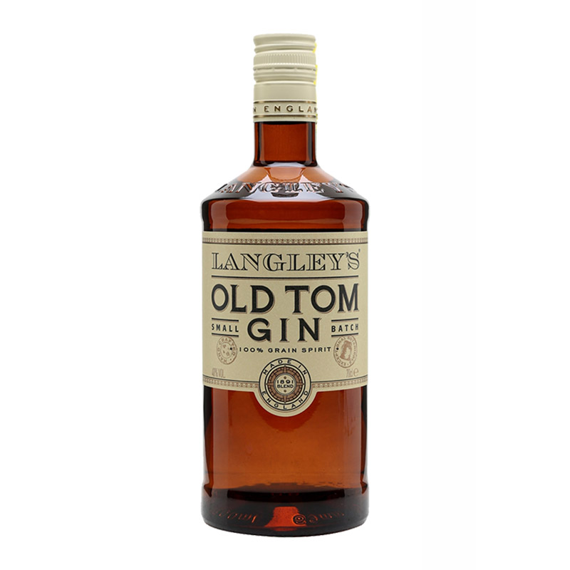 Gin Langley's Old Tom cl. 70