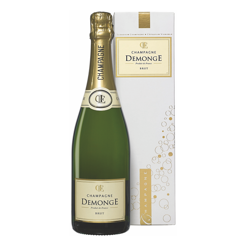 Champagne Demonge Astucciato cl. 75 vol. 12%