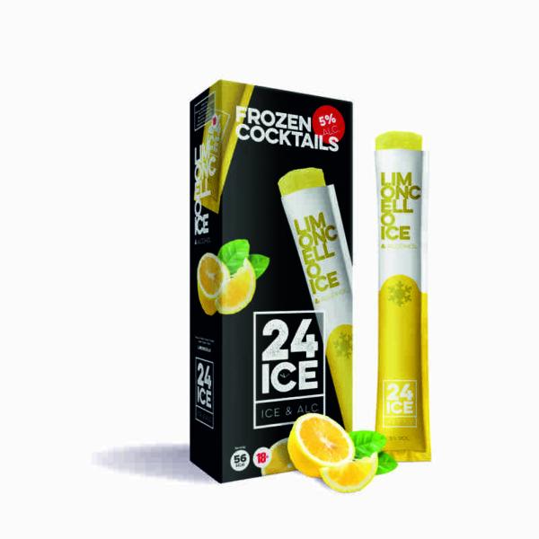 24 ICE Limoncello Frozen Cocktails
