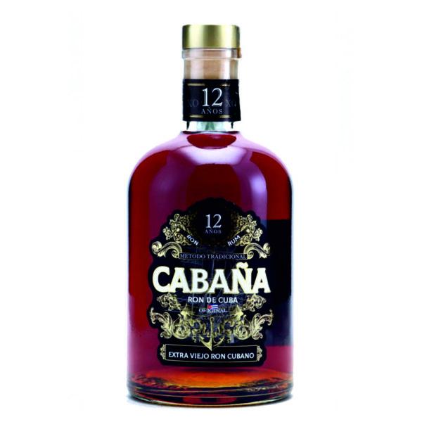 Rum Cabana Extra Viejo 12 y. cl. 70 vol. 40%