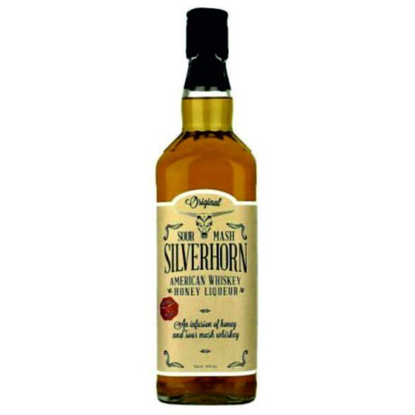 Silverhorn American Honey Whiskey cl. 70 vol. 35%